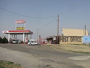Alanreed, Texas - Alanreed Post Office