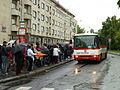 Povodňová doprava v Praze, M, 036.jpg