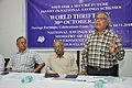 Pradip Kumar Roy Addressing - Savings Fortnight Celebrations - National Savings Institute - NCSM - Kolkata 2014-11-13 9090.JPG