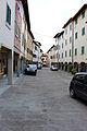 Pratovecchio, strada con portici 02.JPG