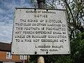 Pre-decimal Sign - geograph.org.uk - 1288604.jpg