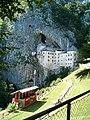 Predjamski grad - Predjama castle - panoramio.jpg