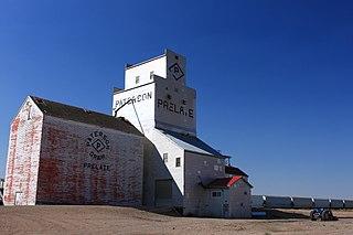 Prelate, Saskatchewan Village in Saskatchewan, Canada