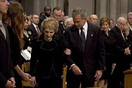 President Bush and Nancy Reagan.jpg