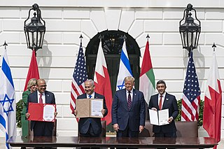 Abraham Accords A tripartite statement by the US, Israel, and the UAE