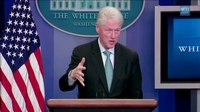 File:Press Briefing with President Obama and President Clinton.webm