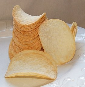 illustration de Pringles