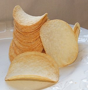 Paraboloid - Image: Pringles chips