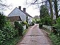 Private road - geograph.org.uk - 776682.jpg