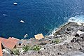 Puerto de Puntagorda, the harbour and the little pool as seen from the top of 440 steps, La Palma, Canary Islands, 2015 - panoramio.jpg