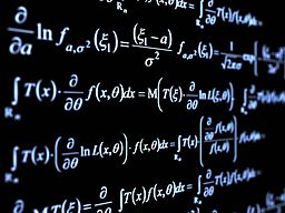 Pure-mathematics-formulæ-blackboard