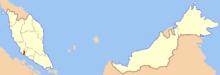 Putraĝajo en  Malajzio