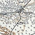 Puznia, 1917, map.jpg