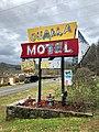 Qualla Motel Sign, Cherokee, NC (32767271978).jpg