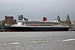 File:Queen Mary 2, Liverpool Cruise Terminal (geograph 3786320).jpg