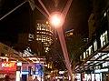 Queen St(クイーン・ストリートの夜景) - panoramio - Mitsu.jpg