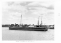 Queensland State Archives 4091 Dredges Brisbane River c 1949.png