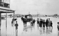 Queensland State Archives 491 James Street Fortitude Valley Brisbane during the 1893 flood February 1893.png