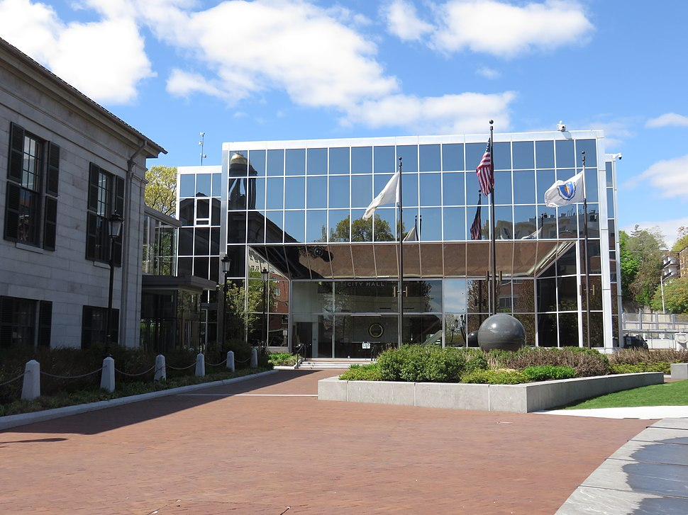 Quincy City Hall 2019