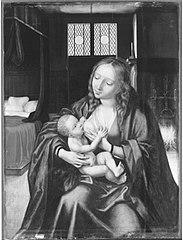 Maria mit Kind (Kopie nach einem verlorenen Original) (Kopie nach)