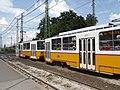 Rákospalota-Újpest tram 14 stop I.jpg