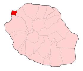 La Commune du Port, île de la Réunion