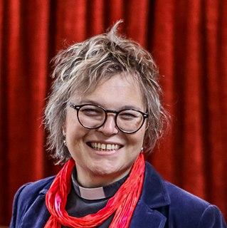 Rachel Mann British Anglican priest, poet and LGBT activist