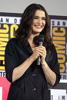 Rachel Weisz English actress