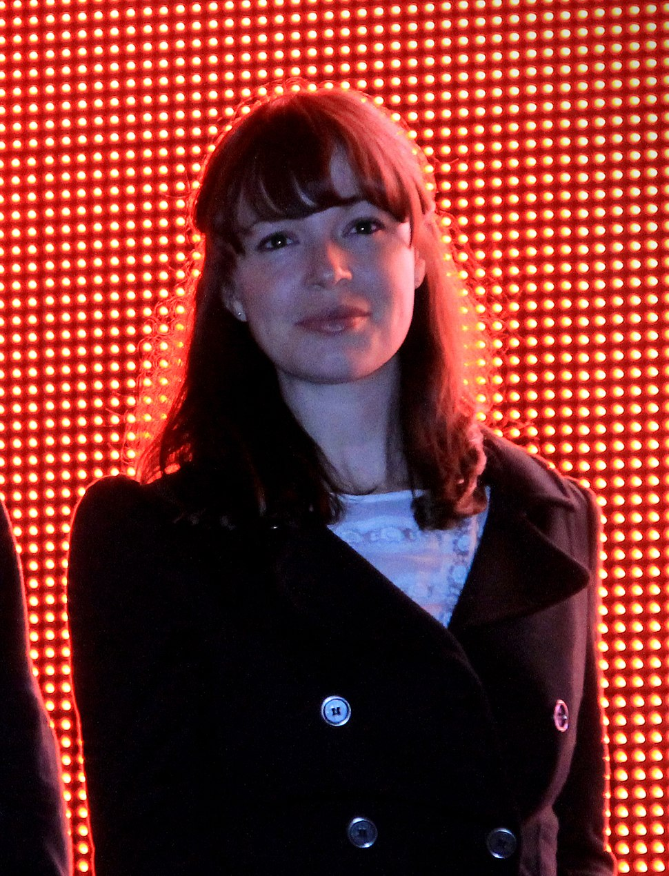 Rachel Wilson at WSFF 2012- Christmas in June
