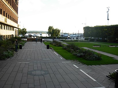 How to get to Kronprinsesse Märthas Plass with public transit - About the place