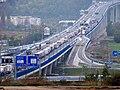 Radotínský most, zastavená doprava.jpg
