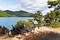 Radtour um den See Veliko Jezero auf Mljet, Kroatien (48738872926).jpg