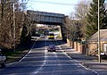 Railway Bridge crossing over Sheffield Road near Unstone. - geograph.org.uk - 130277.jpg