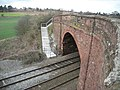 Railway bridge near Bayston Hill - geograph.org.uk - 716380.jpg