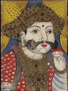 Serfoji I Maharaja of Thanjavur