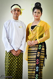 Rakhine people ethnic group