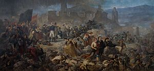 Third Siege of Girona - Image: Ramon Martí Alsina El gran dia de Girona