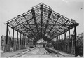 Rangoon Railway station, Rangoon, Burma. Repair Shed, 10 feet in height at West end. - NARA - 540058.tif