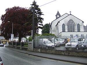 Ratoath - Ratoath – Holy Trinity church