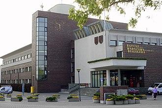 Białołęka - Town hall of Białołęka