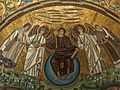 Ravenna Basilica of San Vitale mosaic Christ2.jpg