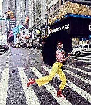 Ravyn Lenae - Publicity photo of Ravyn Lenae from Atlantic Records in 2017.