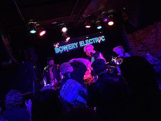 Reagan Youth - Reagan Youth Performing at the Bowery Electric on May 26 2017