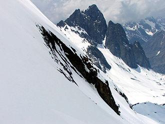 Bergamasque Alps - Pizzo Recastello in winter