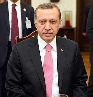 Recep Tayyip Erdoğan cover