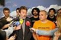Reconocimiento a la labor de las ONG PROEMAID y OPEN ARMS con los refugiados en el Mediterráneo 03.jpg