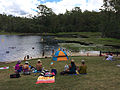 Recreational use of Enoggera Dam, 2015 02.jpg