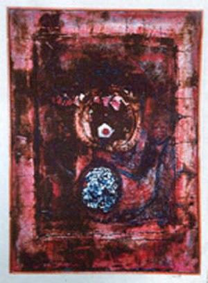 Michael Bowen (artist) - Red Future? 1959