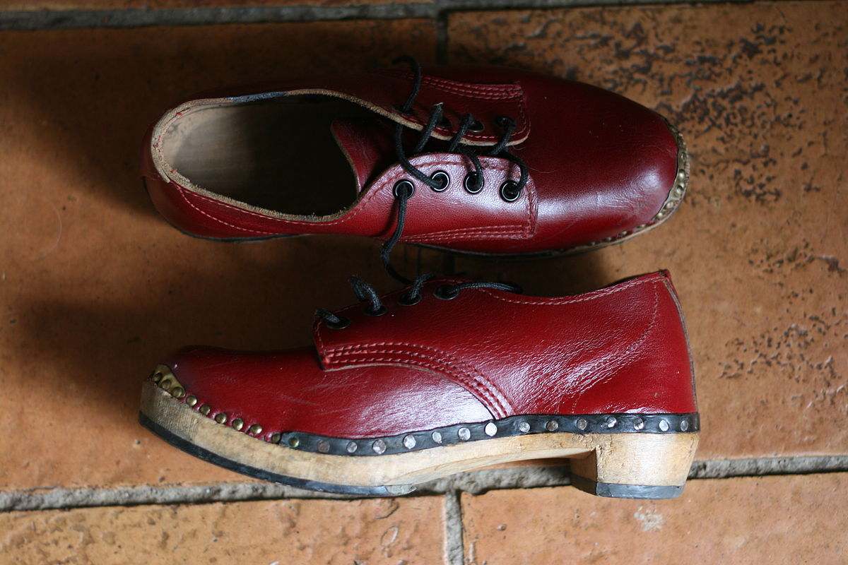 Wooden Shoes For Sale Mens Size
