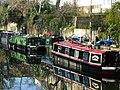 Regent's Canal, Islington - geograph.org.uk - 689704.jpg